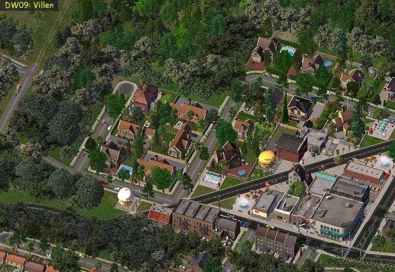 DW9: Villas
